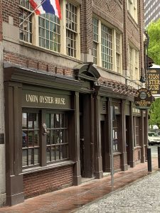 Union Oyster House Boston