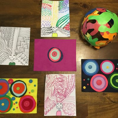7 Art Activities to Do at Home