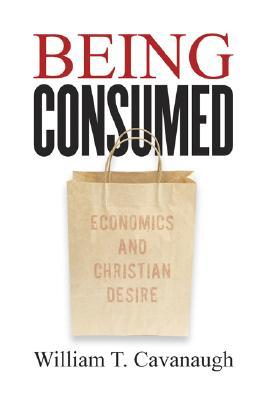 being consumed book cover