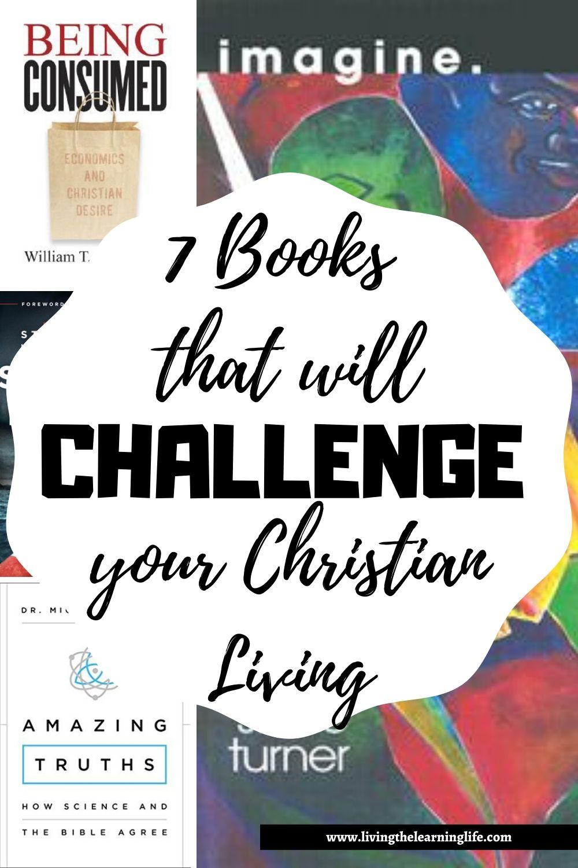 books to challenge christian living