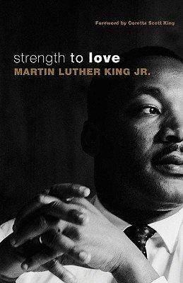 mlk jr strength to love book cover