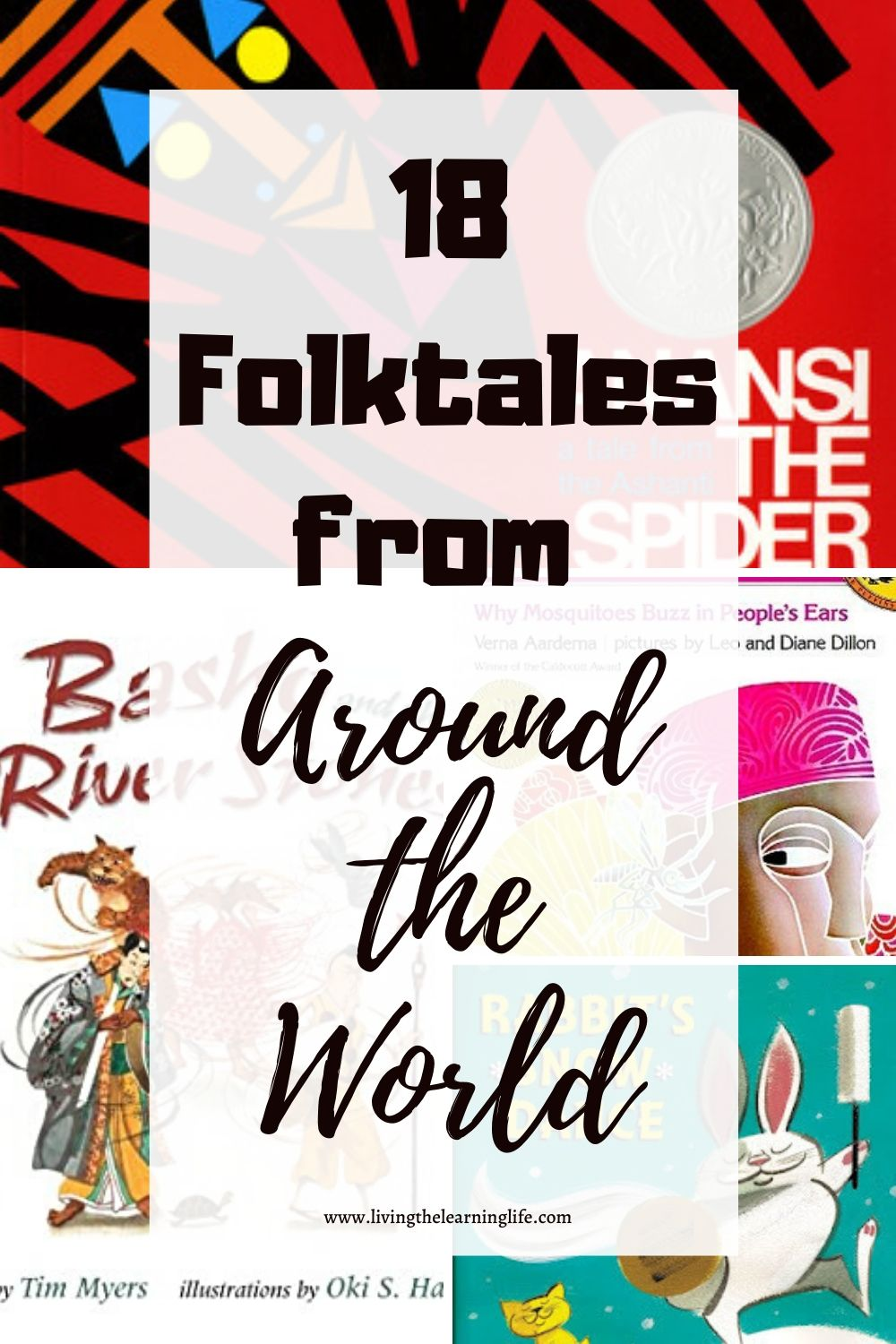 picture book folktales from around the world