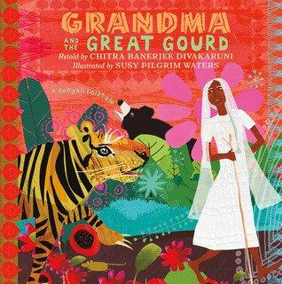 folktales grandma and the great gourd