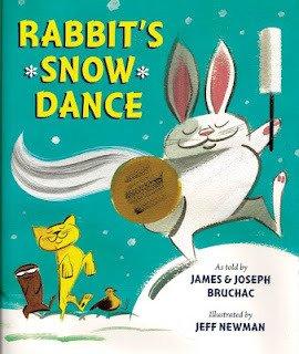folktales rabbits snow dance