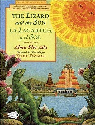 folktales lizard and the sun