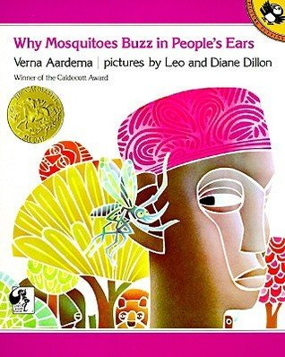 folktales mosquitoes buzz