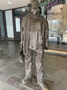 Confederacy of Dunces statues New Orleans