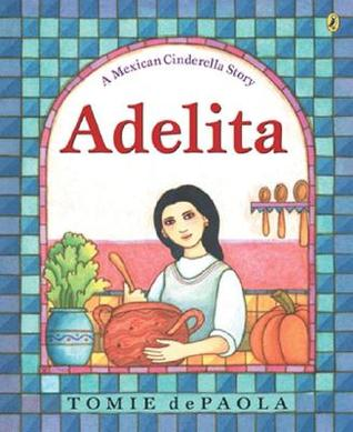mexican cinderella story picture book