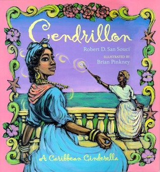 caribbean cinderella picture book