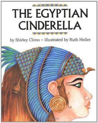egyptian cinderella book cover
