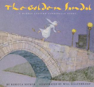 middle east cinderella picture book