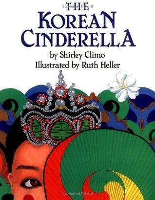 cinderella korean picture book