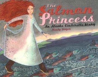 cinderella salmon princess book