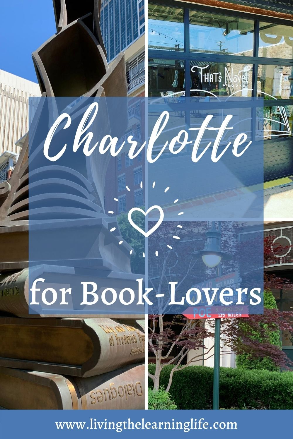 Charlotte for Book-Lovers