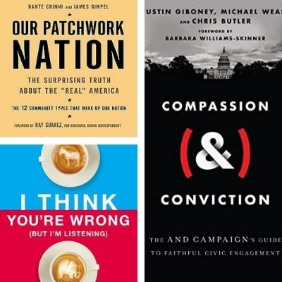 3 Books about Engaging with Politics