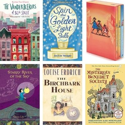 6 Must-Read Middle Grade Series