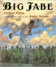 Big Jabe picture book