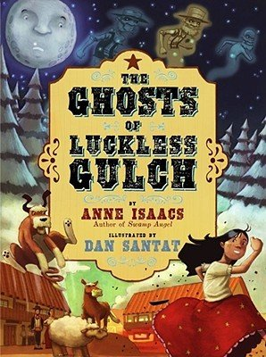 Ghosts of Luckless Gulch picture book