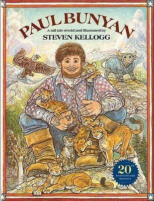 Paul Bunyan picture book