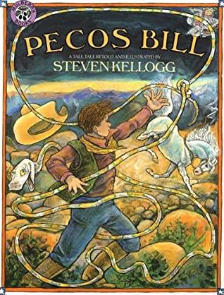 Pecos Bill picture book