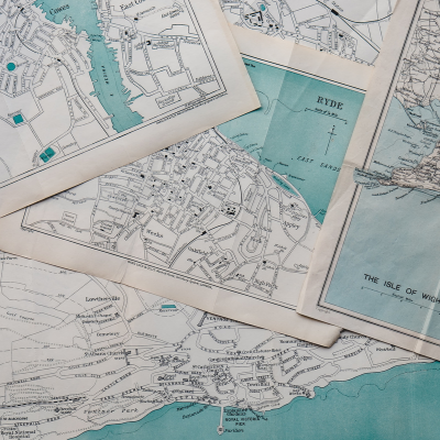 Seven Gifts for Map-Lovers