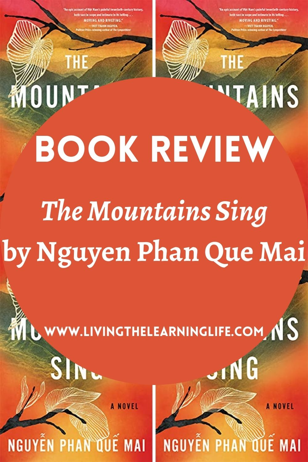 book review the mountains sing