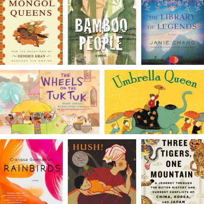 Books Set In Asia: 37 Must-Read Books for Entire Family