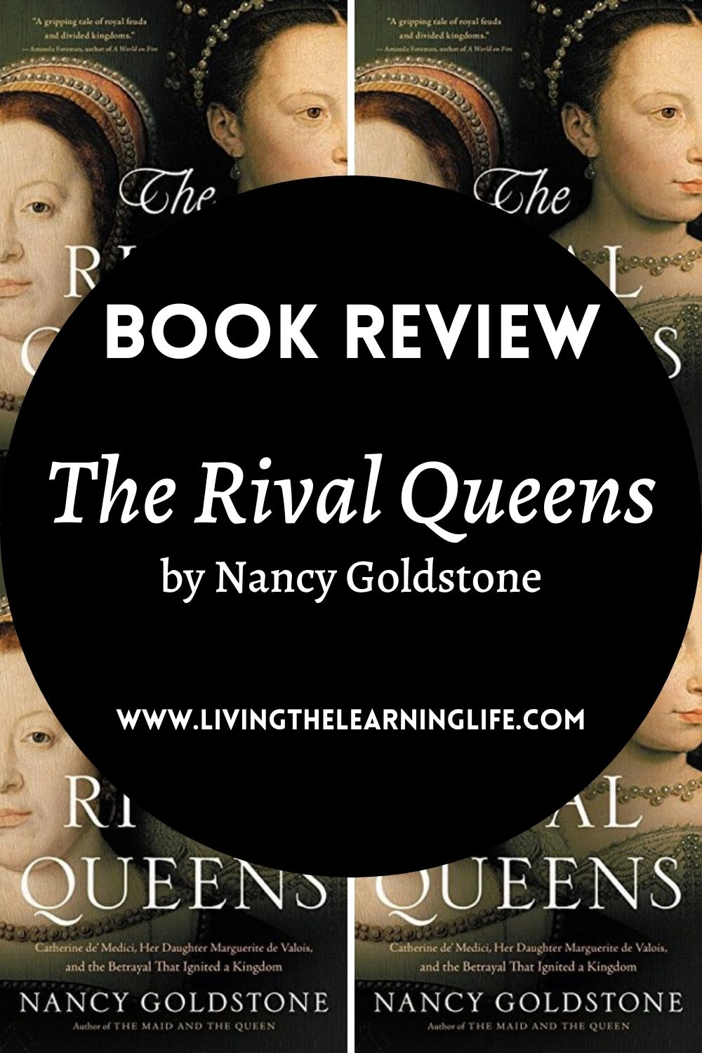 book review of the rival queens