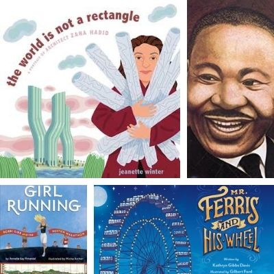 List of Picture Book Biographies: Over 100 Titles