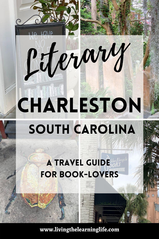 literary Charleston book-lovers guide