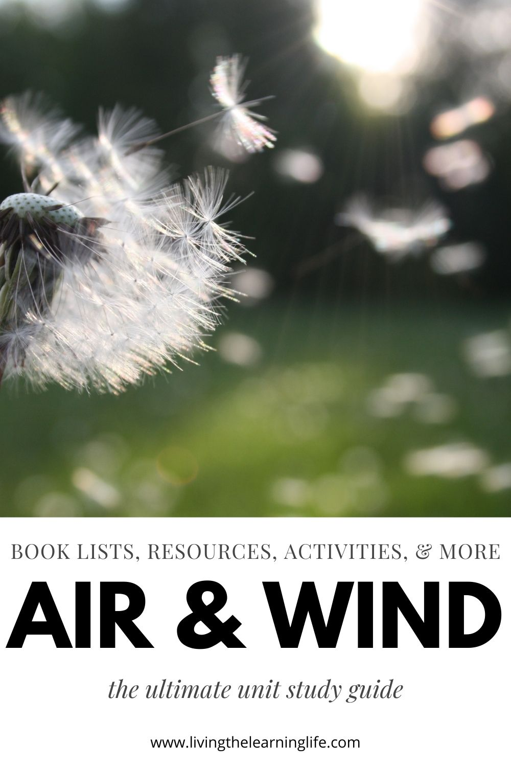 air and wind unit study ultimate guide