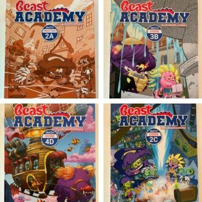 Curriculum Review of Beast Academy Math
