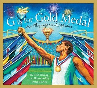 G is for gold picture books about sports