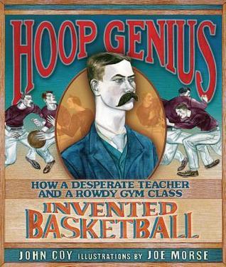hoop genius basketball picture book