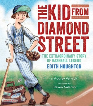 kid from diamond street picture book cover
