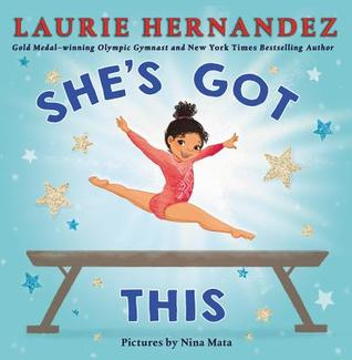 she's got this picture book cover