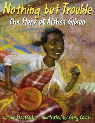 althea gibson picture book cover