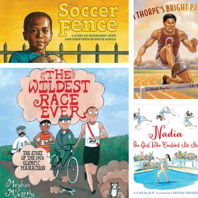 20 Great Picture Books About Sports