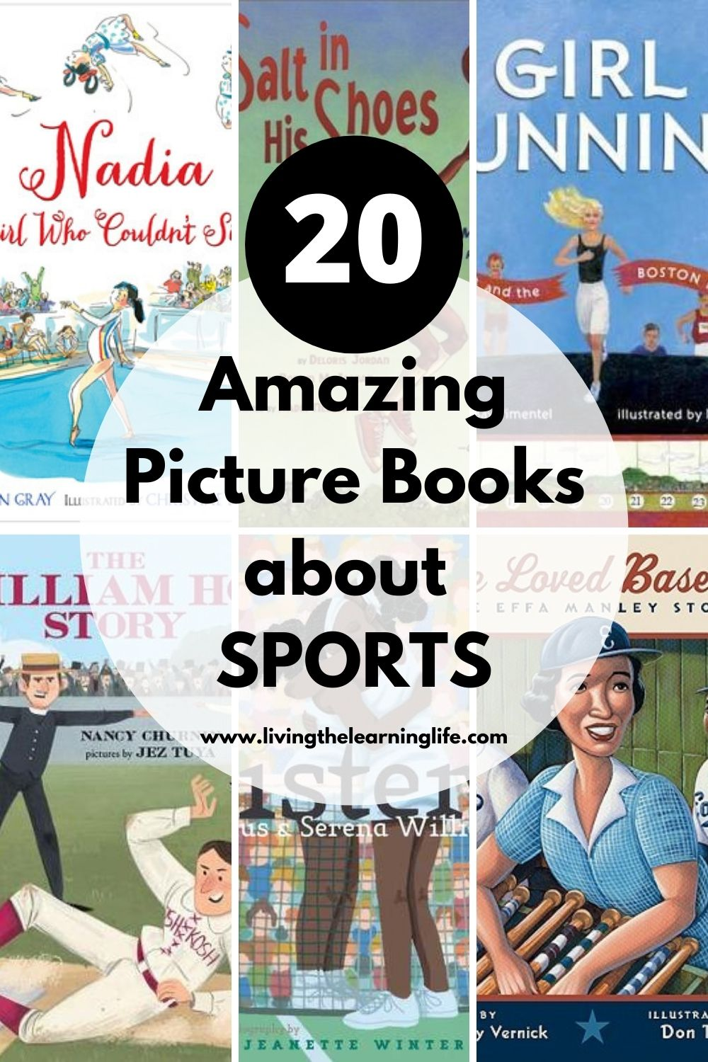 pin for sport and olympic picture books