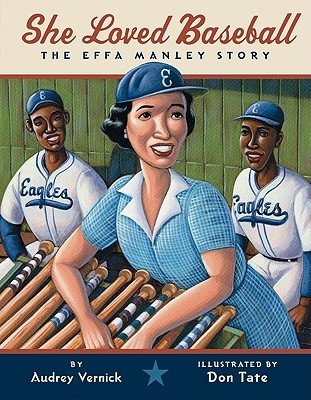 picture books about sports effa manley
