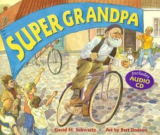 super grandpa picture books about sports