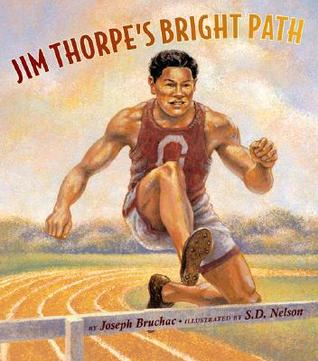 jim thorpe's bright path picture books about sports