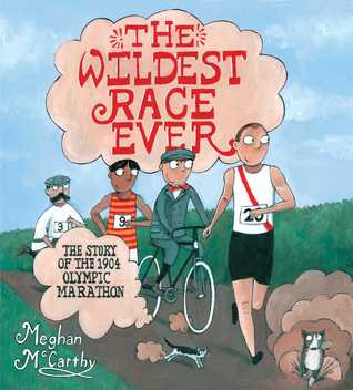 picture books about sports wildest race ever