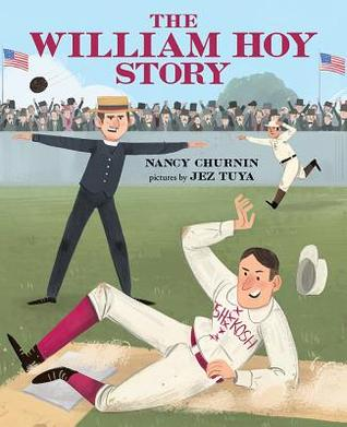 william hoy story baseball picture book