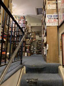 capitol hill books interior