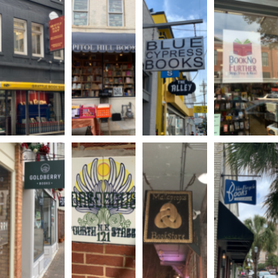 Bookstores in a Lifetime: 40 Bookstores before 40