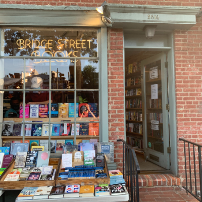 A Guide to Washington DC for Book-Lovers